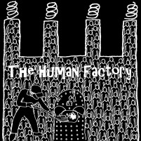 EP2 The Human Factory COVER